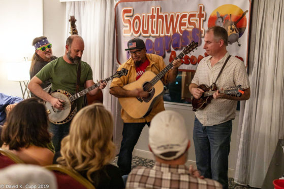 Honey Buckets - Bluegrass Band - Great 48 SWBA Showcase 2019